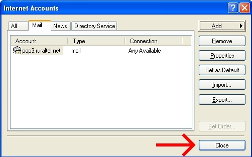 Outlook express and outlook 2000 e mail setup