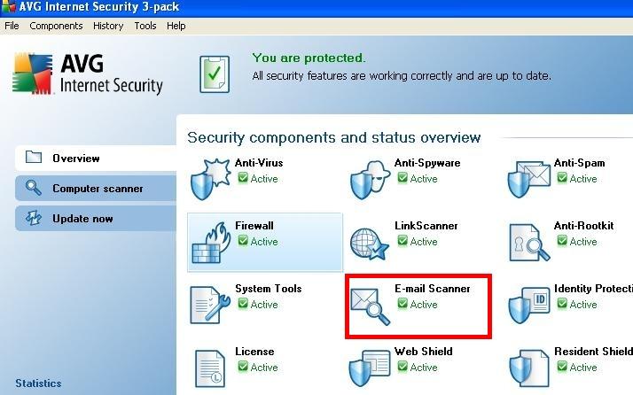 How to deactivate avg antivirus
