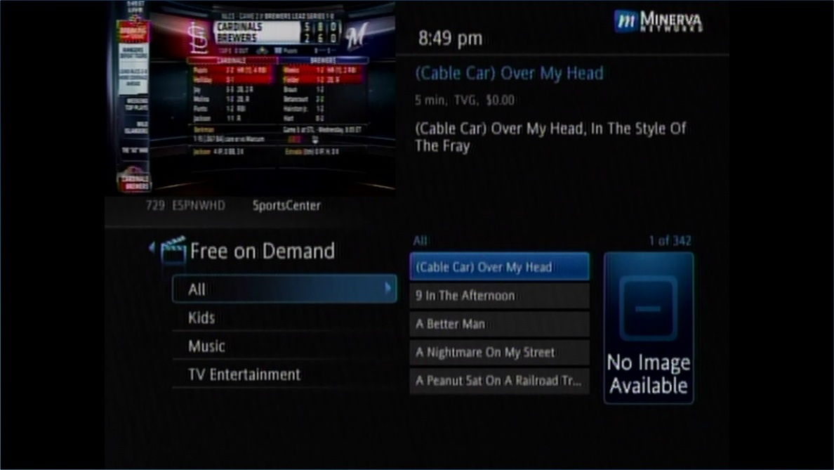 Free videos on demand for Tv on demand